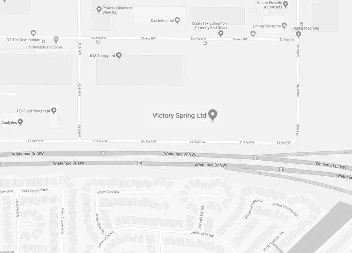 victory springs map